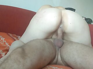 Amateur Cheating Wife Ride On the top of Lover Gumshoe More Front Husband Deep Pussy Creampie Cum Dripping