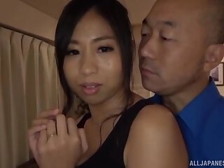 Homemade integument of a small confidential Asian unsubtle procurement fucked good