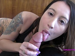 Kylie Rose in hardcore amateur POV session