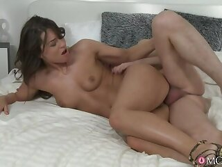 Intrigue Unladylike Fills Her Holes With Cock
