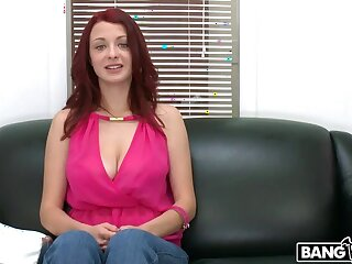 Red-Head Gets Fucked Hard Essentially Cam!