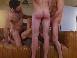 Tanya french mummy very tricky group and mass ejaculation